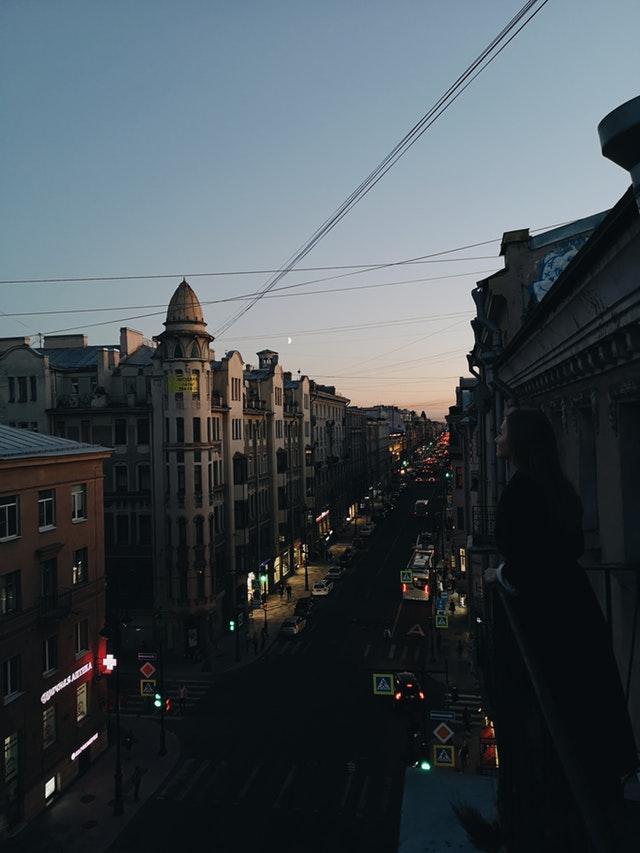 budynki miasto